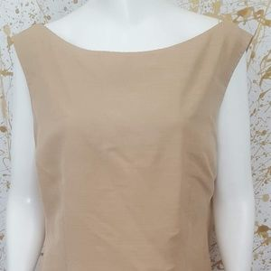 Anne Klein sleeveless shell top size 14